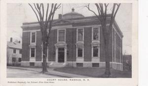 Court House, Nashua, New Hampshire, 1910-1920s
