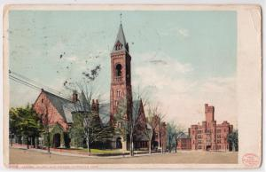 Church & Armory, Worcester MA
