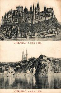Czech Republic - Vysehrad Z Roku 02.46
