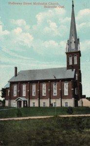 BELLEVILLE , Ontario , Canada , 1909 ; Holloway Street Methodist Church