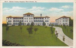 Chester County Hospital, West Chester, Pennsylvania, 00-10s