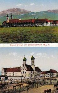 Germany Benediktbeuern Mit Benediktenwand 03.29