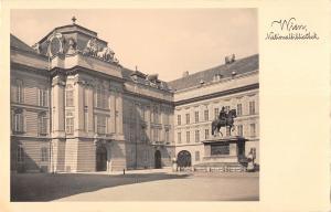 BR52240 Nationalbliotheck wien        Austria