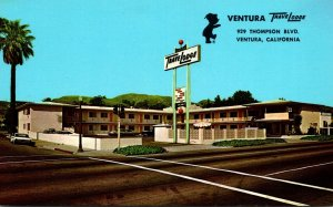 California Ventura TraveLodge Thompson Boulevard