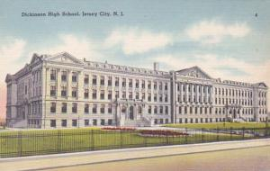 New Jersey Jersey City Dickinson High School