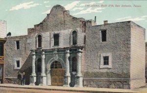 SAN ANTONIO , Texas , 1900-10s ; The Alamo