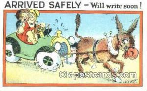 Artist E.L. White Postcard Post Card, Old Vintage Antique  Artist White, E.L....