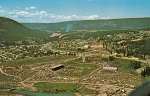 WILLIAMS LAKE , B.C. , Canada ,1950-60s ; Rodeo Grounds