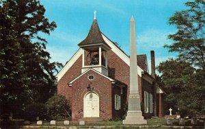 Postcard Old Christ Church Dover Delaware
