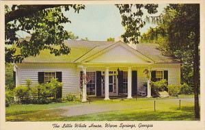 Georgia Warm Springs The Little White House