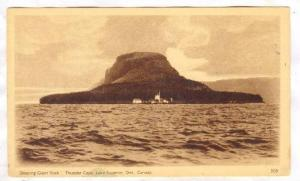 Sleeping Giant Rock,Thunder Cape,Lake Superior, Ontario, Canada, 1910s