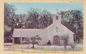 Sacred Heart Catholic Church Green Cove Springs Florida