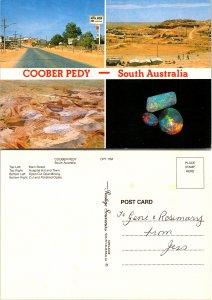 Coober Pedy - South Australia, Multi-Views