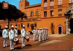 Monaco Monte Carlo Prince's Palace 1989