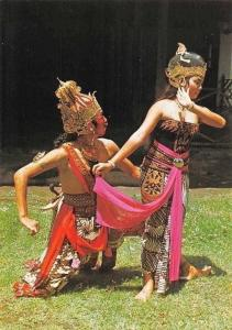 Thailand Rahwana and Shinta, From The Ramayana Story