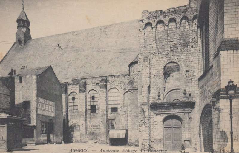 ANGERS ,  France , 00-10s ; Acienne Abbaye du Ronceray