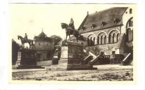 RP, Am Kaiserhaus, Goslar a. Harz (Lower Saxony), Germany, 1920-1940s