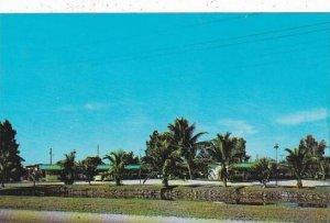Florida Jacksonville Pompano Lake Court Motel