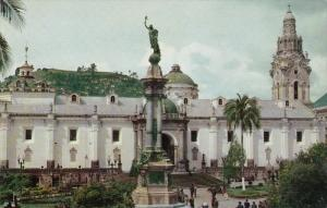 Independence Square, QUITO, Ecuador, 1940-1960s