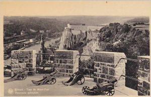 Belgium Dinant Grottes de Mont-Fat et Tour de Mont-Fort Photo