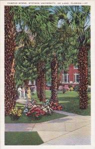 Florida Deland Campus Scene Stetson University