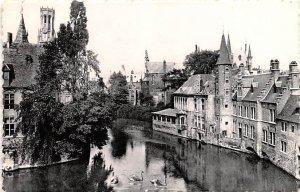 Qual du Rosaire Bruges Belgium Unused