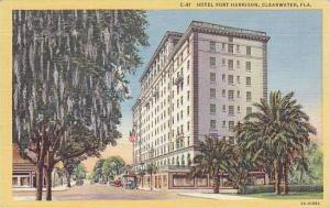Florida Clearwater The Hotel Fort Harrison