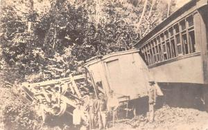 Guam Panama Canal Railroad Co, Derailment Nov 4, 1895  Panama Canal Railroad ...