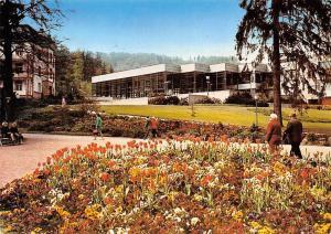 Bad Orb im Spessart Im Kurpark Blumen Flowers Promenade