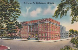 RICHMOND , Virginia , 1930-40s ; Y.M.C.A.
