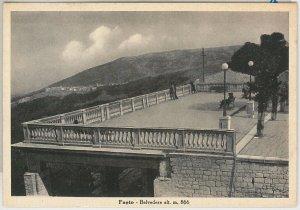 49791  CARTOLINA d'Epoca - FOGGIA provincia : Faeto
