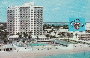 Florida Miami Beach Bal Harbour The Sea View