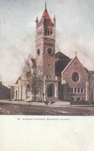 KINGSTON , Ontario , 1900-10s ; St Andrew's Church