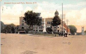 Howard House & Park Malone, New York