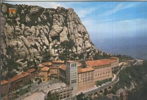 Postal 5722 : Monasterio de Montserrat
