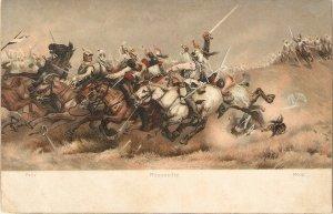 Morat. Battle of Rezonville.HorsesNice Stengel PC # 29890