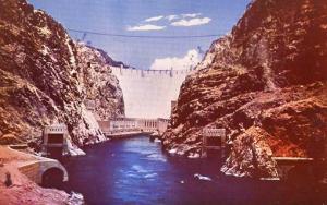 NV - Hoover (Boulder) Dam