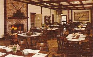 Georgia Pine Mountain Ida Cason Callaway Gardens Dining Room Interior At The ...