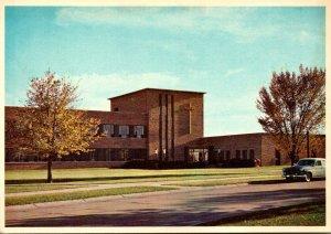 Nebraska Boys Town Administration and Welfare Building