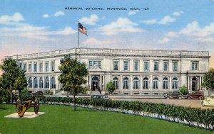 MI - Ironwood. Memorial Building