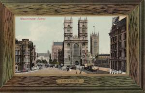 LONDON , England , 1900-10s ; Westminster Abbey : TUCK 5784