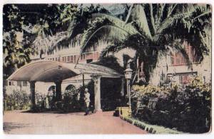 Kings House, Home of the Governor, Kingston Jamaica