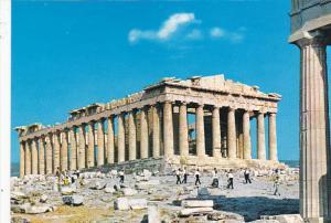 The Parthenon Athens Greece