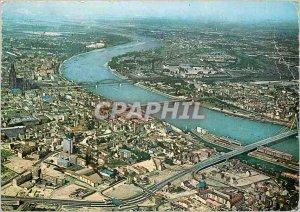 Postcard Modern Koln am Rhein