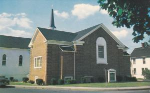 SALISBURY, Maryland; Grace Methodist Church, East Church and Anne Streets, 40...