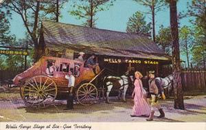 Wells Fargo Stage Six Gun Territory Silver Springs Florida