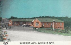 SUNBRIGHT , TN , 50-60s ; Sunbright Motel