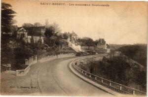 CPA Saint Brieuc-Les nouveaux Boulevards (231428)