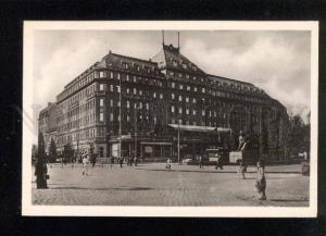 046381 SLOVAKIA Bratislava Hotel Carlton Vintage PC