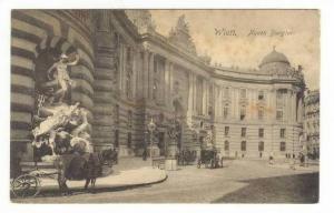 Wien. Neues Burgtor, Austria, 00-10s